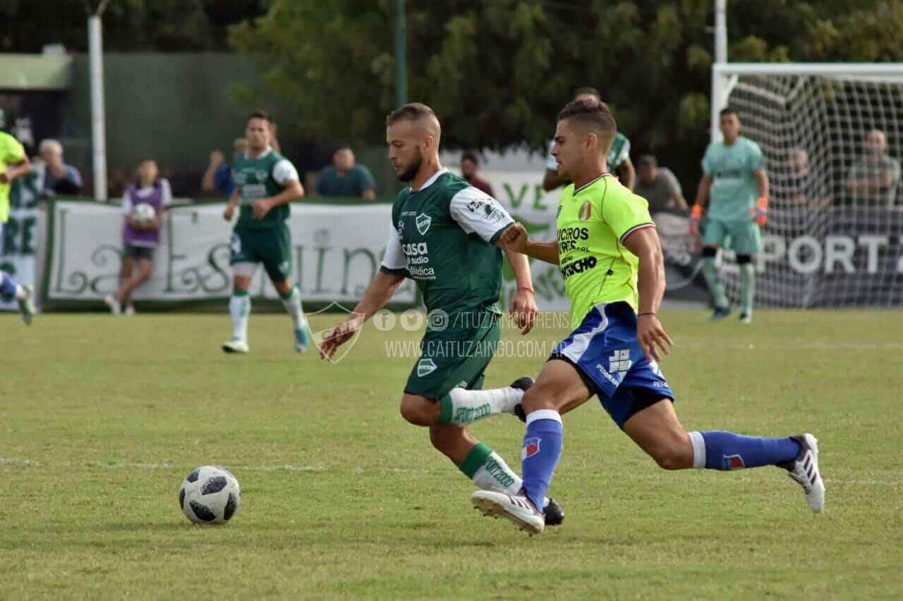 Ituzaingó perdió con Sportivo Italiano y se aleja del reducido