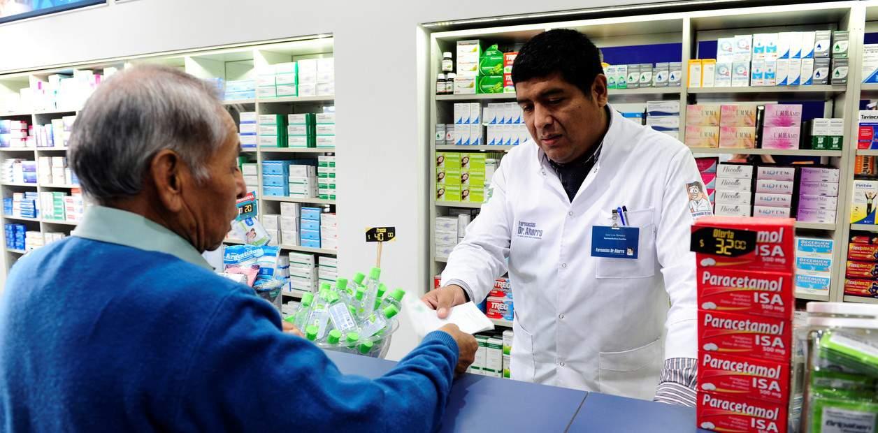 Cae el consumo de medicamentos por los aumentos