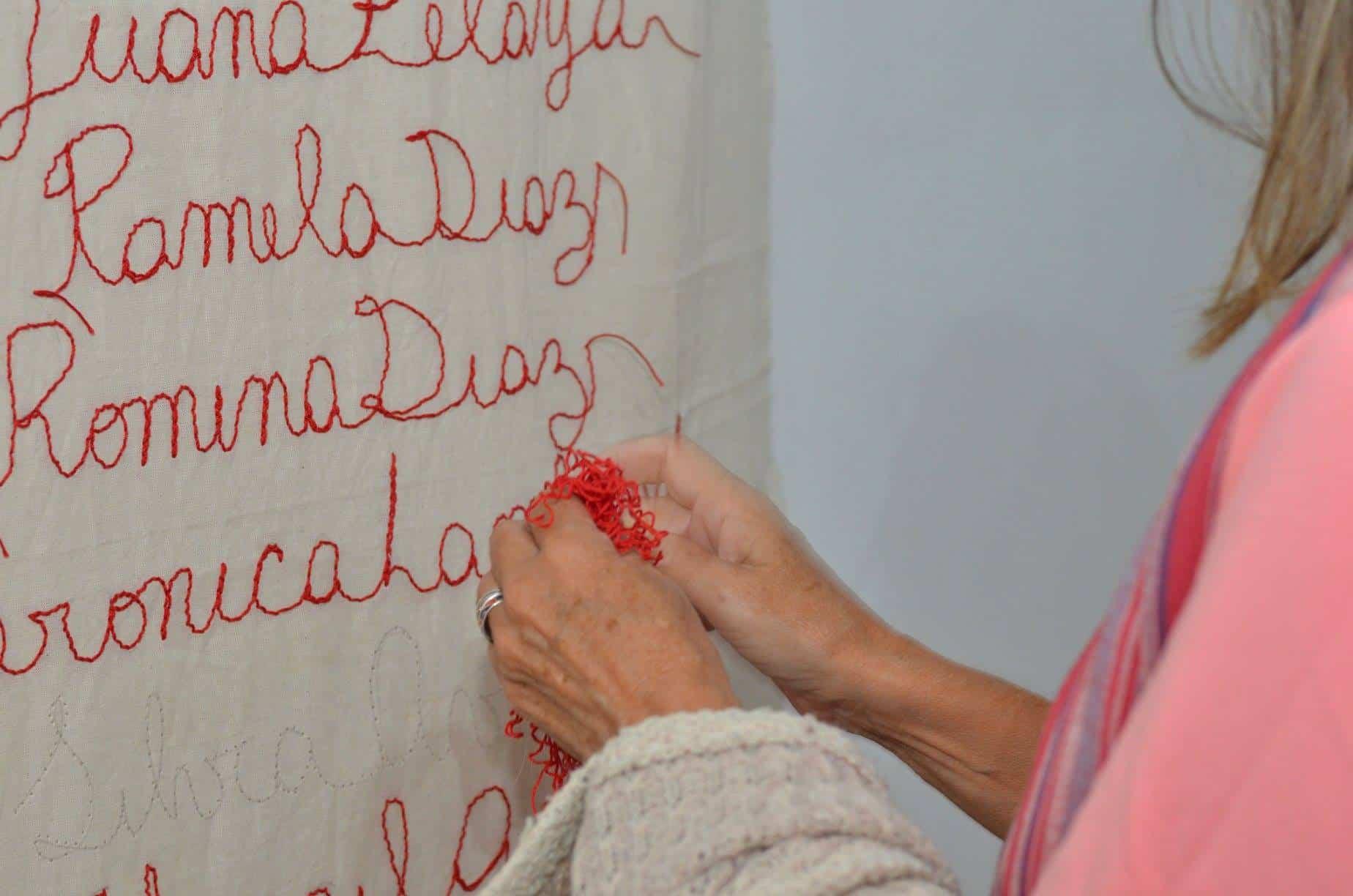 Ituzaingó: muestra en homenaje a las mujeres víctimas de femicidios