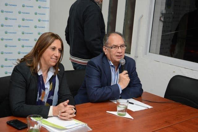"""Sandra Rey muy dura con Descalzo: """" Tenemos que ver que tipo de democracia queremos para Ituzaingó?"""