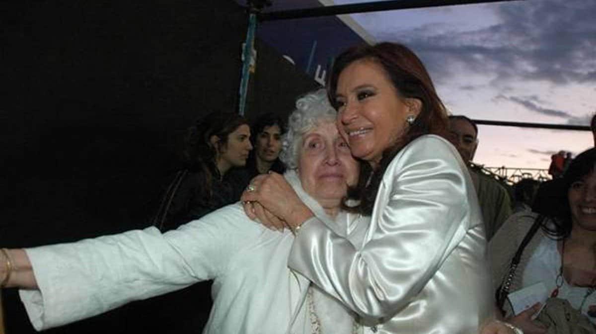 Falleció la madre de  Cristina Fernández de Kirchner