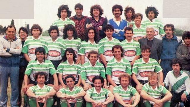27 años: El 15 de abril de 1992, Ituzaingó ascendía a la B Nacional