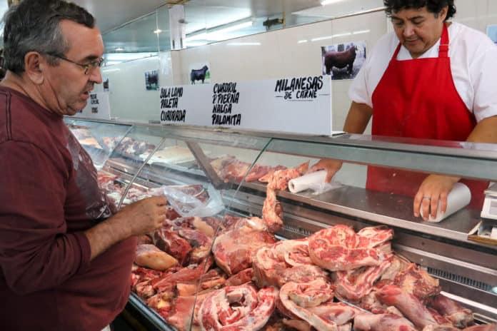 Los cortes de carne del plan del gobierno solo se venderán en el Mercado Central