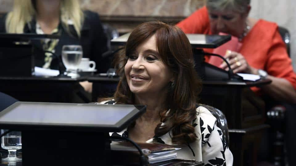 """Cristina Kirchner presenta su libro """"Sinceramente"""""""
