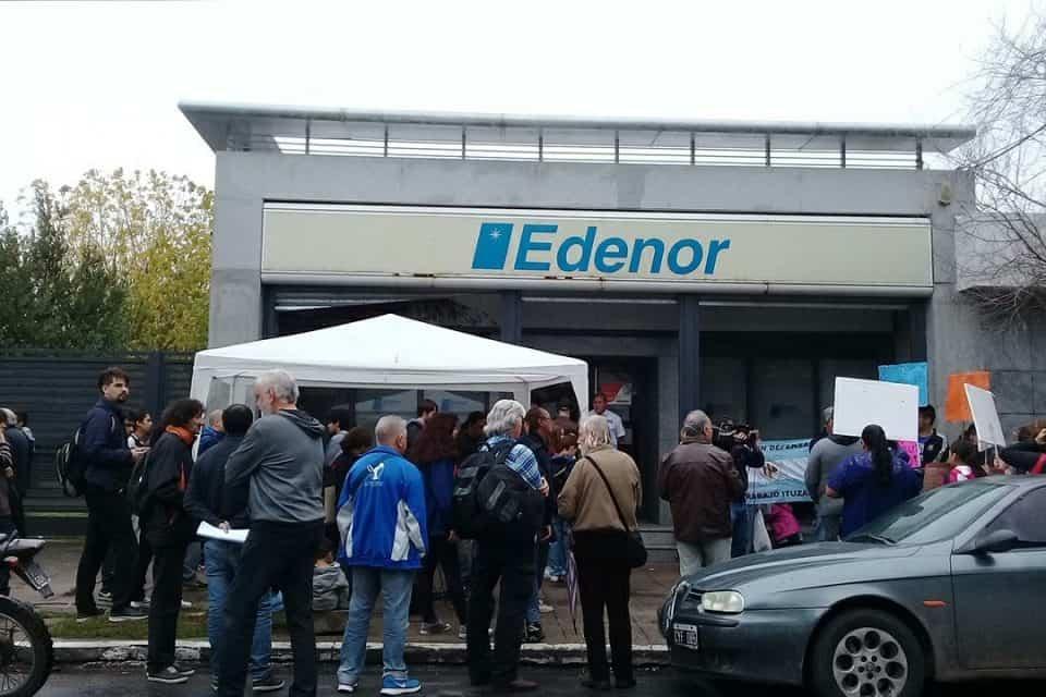 """Ituzaingó: hoy habrá un """"veredazo"""" contra los tarifazos en Edenor"""