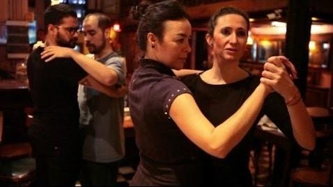 Clase abierta de Tango Queer en Morón