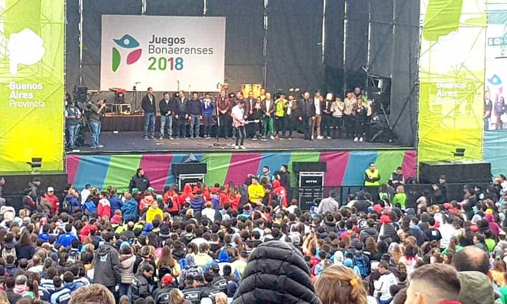 Se abrió la inscripción para los Juegos Bonaerenses 2019