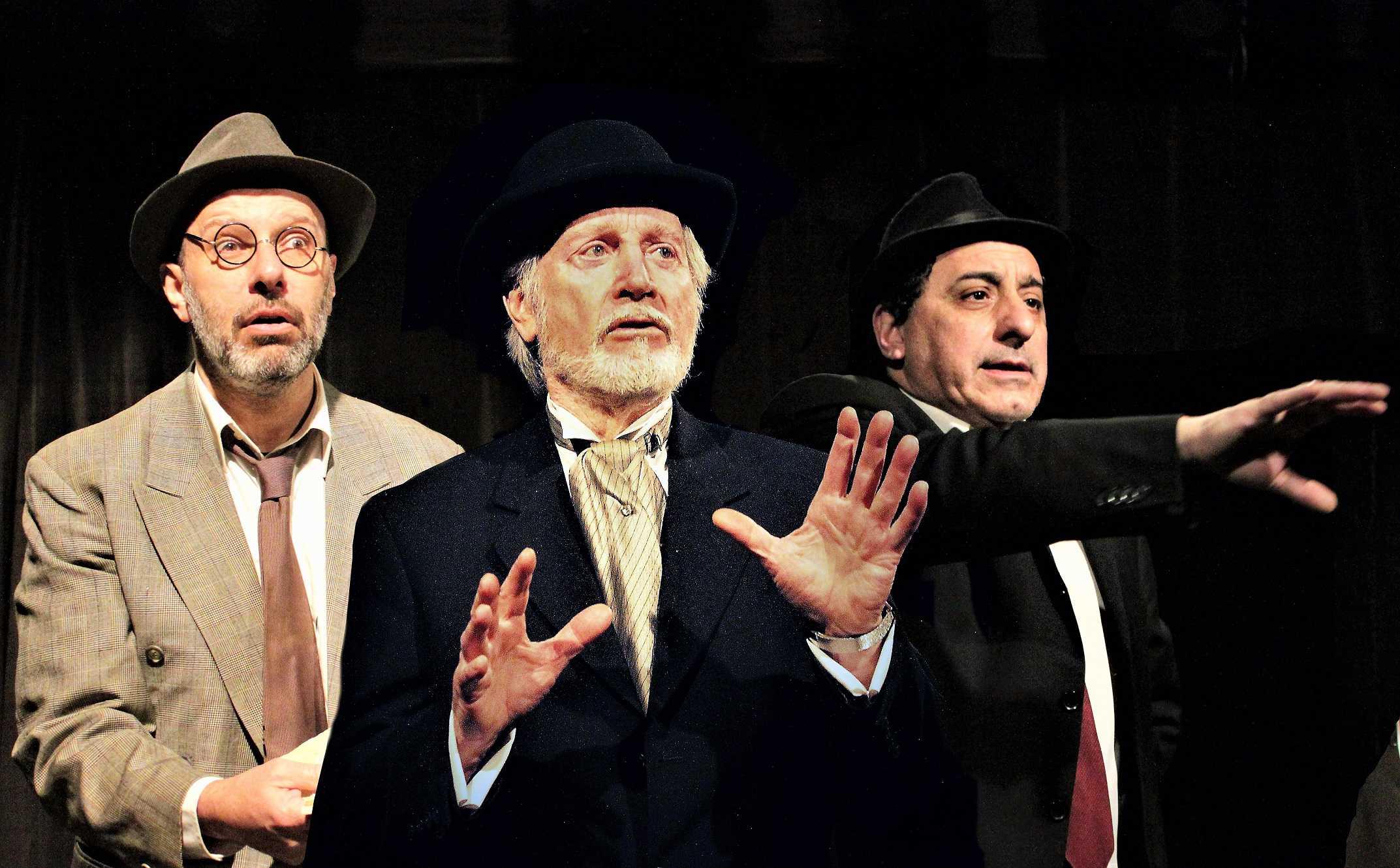 La obra teatral 'El viento escribe' se presenta en Castelar