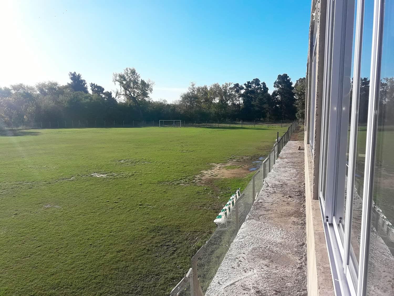 La Ciudad Deportiva de Ituzaingó avanza a paso firme