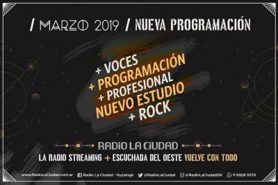 Radio La Ciudad bate todos los récords con 70 mil oyentes en el mes de mayo 7