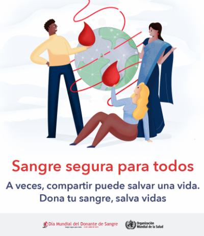 """Día del Donante de Sangre: ¿Dónde y cómo dar """"un regalo que permite salvar vida""""? 3"""