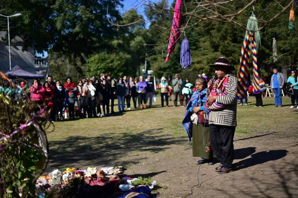 Este domingo se celebra la Pachamama en el Gorki Grana