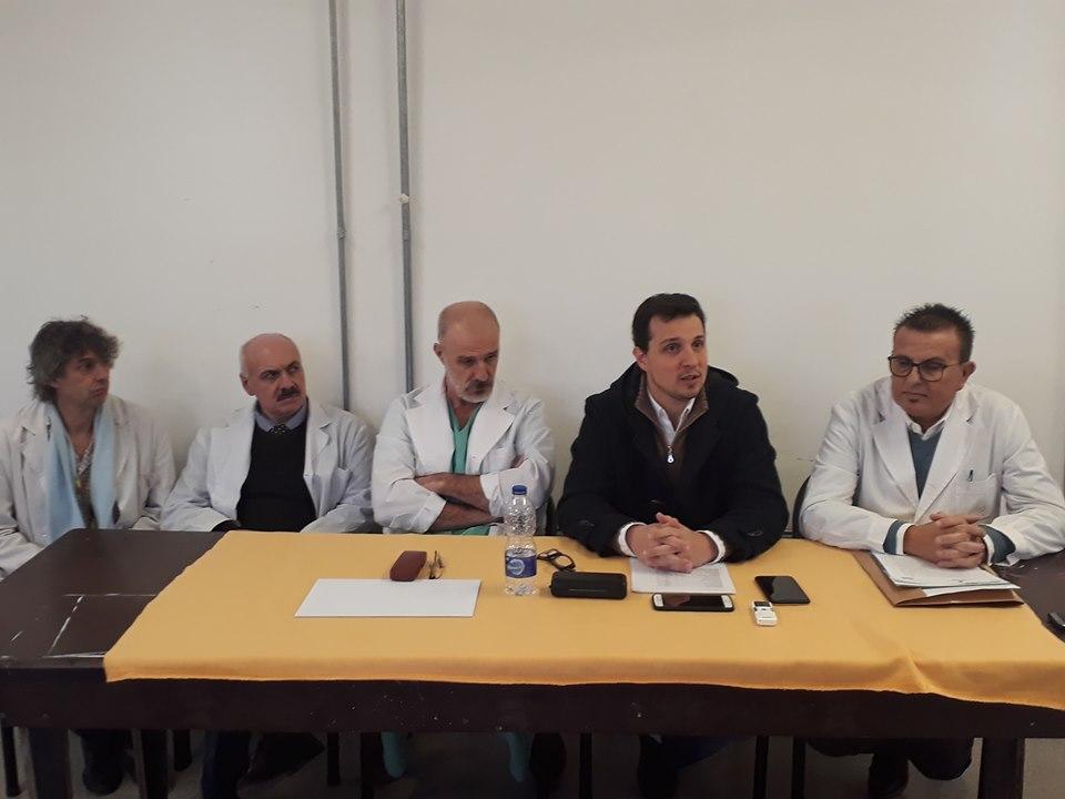 Los médicos del Hospital de Morón presentaron una denuncia penal por la falta de insumos
