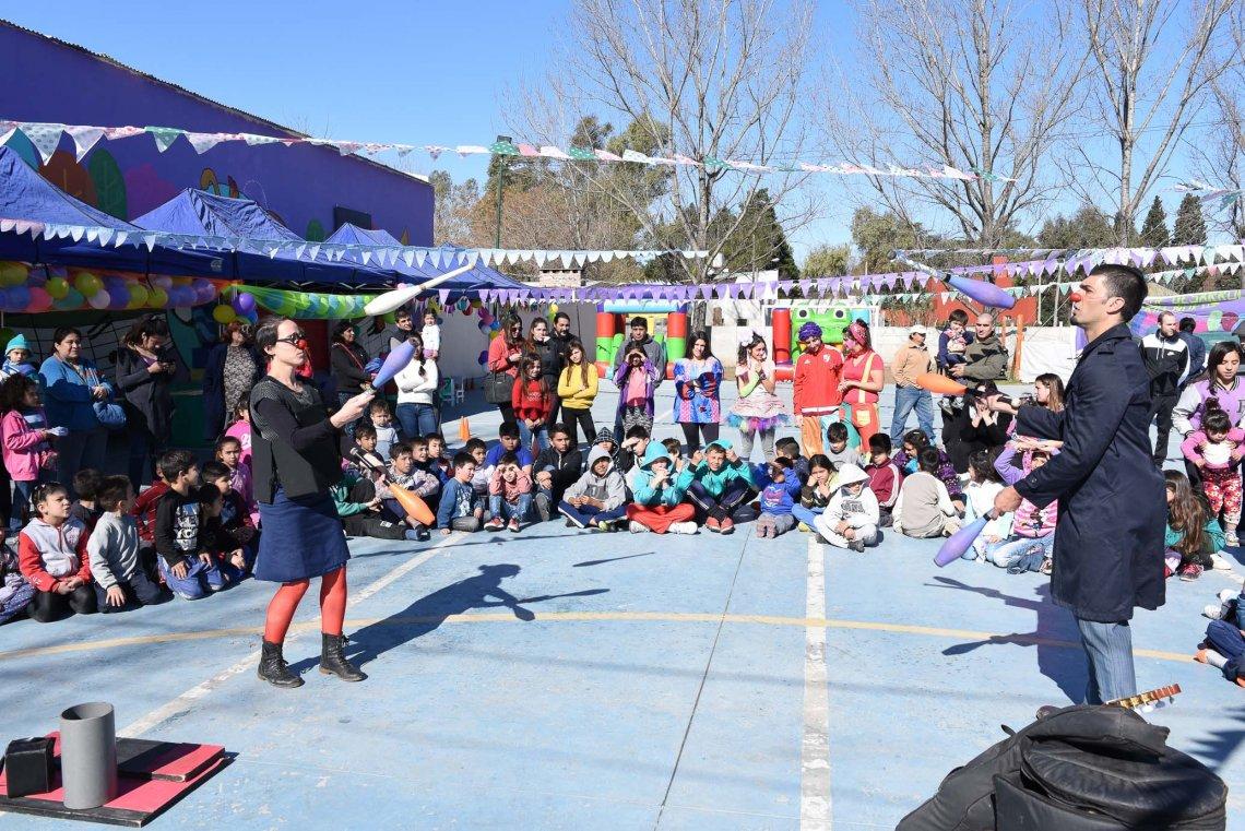 El Día del Niño se festeja en La Torcaza con actividades gratuitas