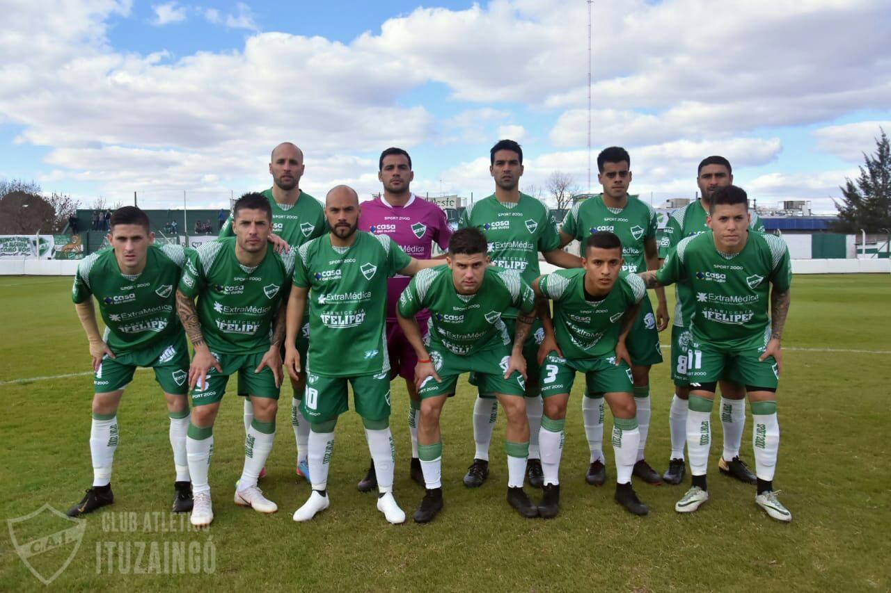El Verde y Real Pilar empataron sin goles en el Carlos Sacaan