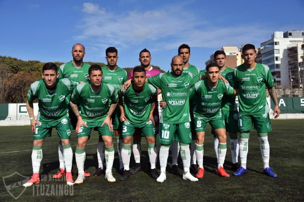 El Verde cayó en el bajo Belgrano y suma su segunda derrota