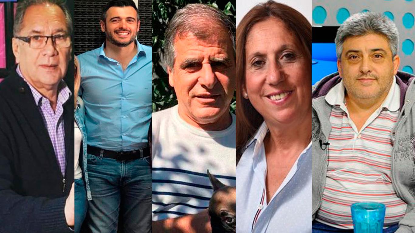 Ituzaingó: Quienes son los  candidates a intendente que se medirán el domingo