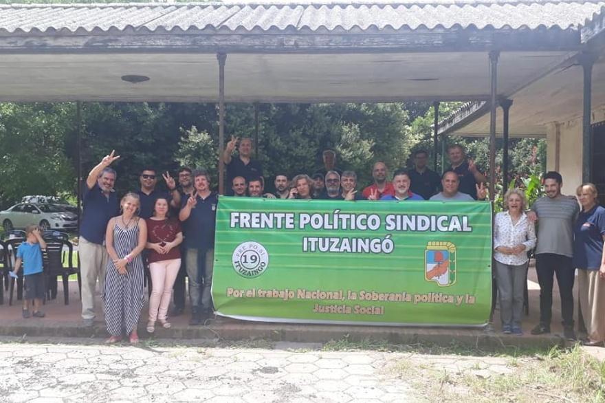 Un Nuevo Frente Sindical se presenta en Ituzaingó