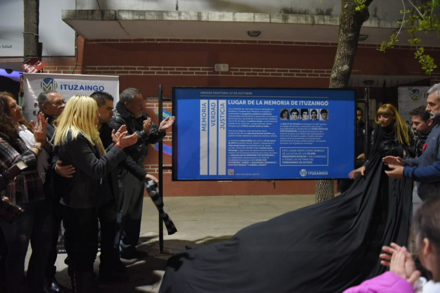 """Villa Udaondo: Barrio Nuevo ya tiene señalado su """"Lugar de la Memoria"""""""