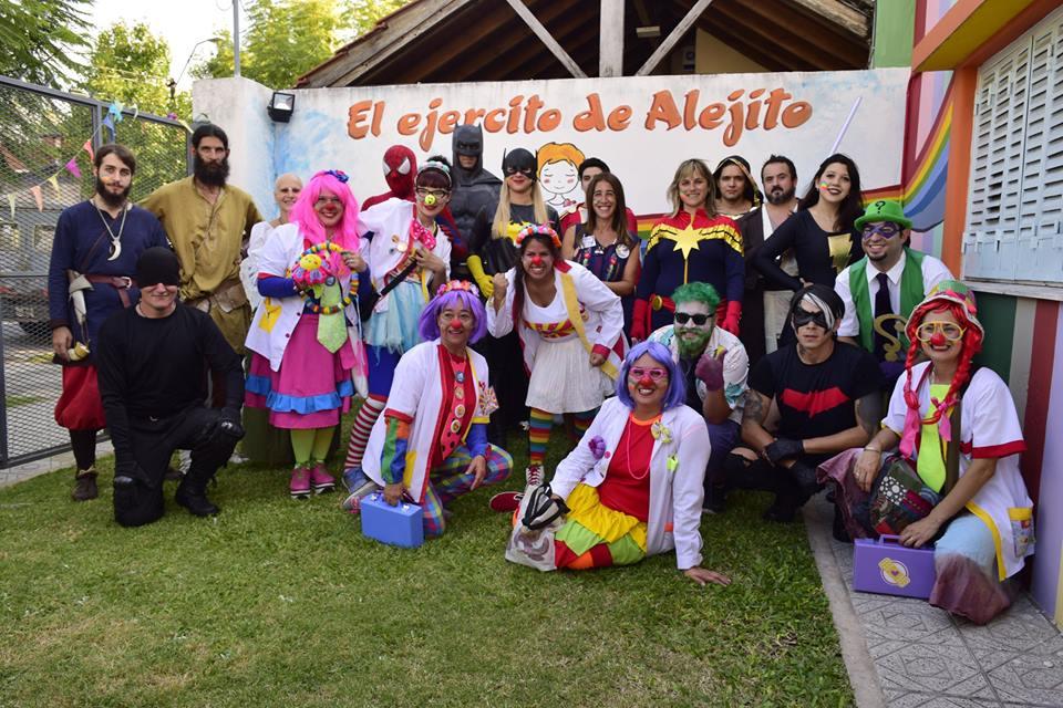 Jornada solidaria a beneficio del Banco de sangre del Posadas y 'El ejército de Alejito'