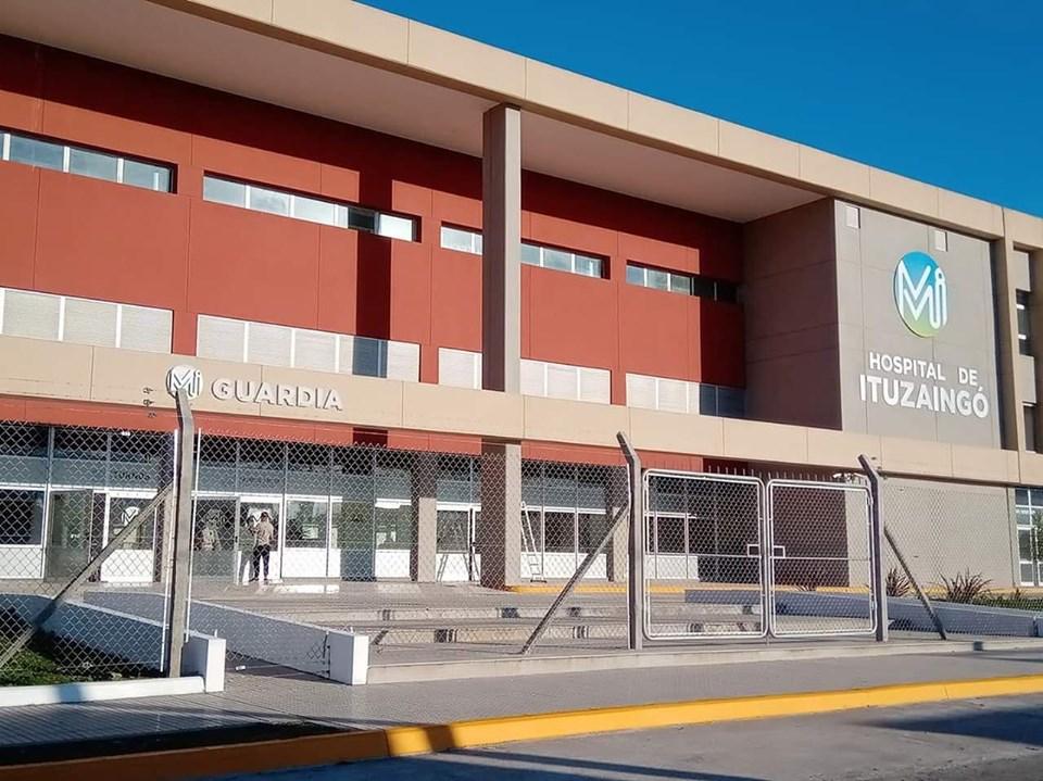 Ya se pueden sacar turnos para consultorios en el nuevo Hospital de Ituzaingó