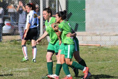 Las Leonas y un triunfo ante Chacarita con muy buen fútbol 2
