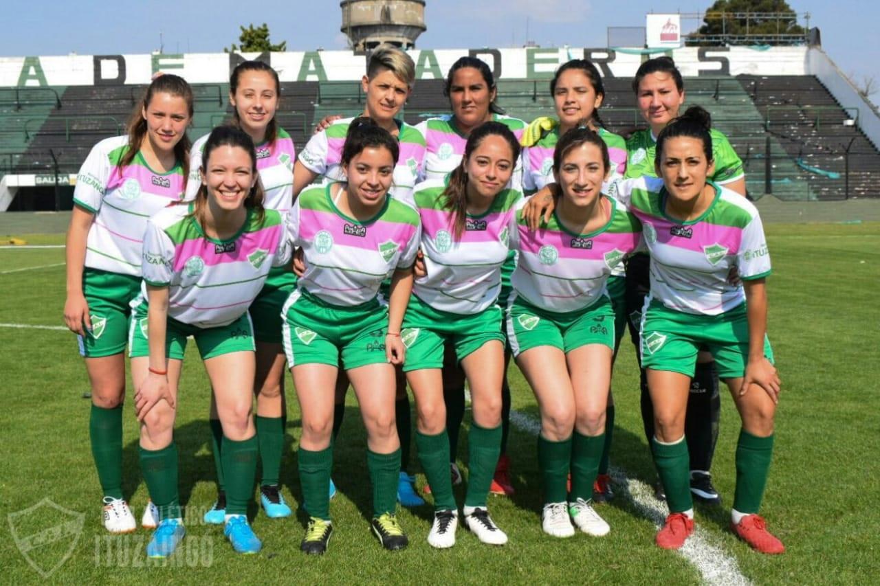 Las Leonas no pudieron contra Nueva Chicago en la primera fecha del torneo de fútbol femenino
