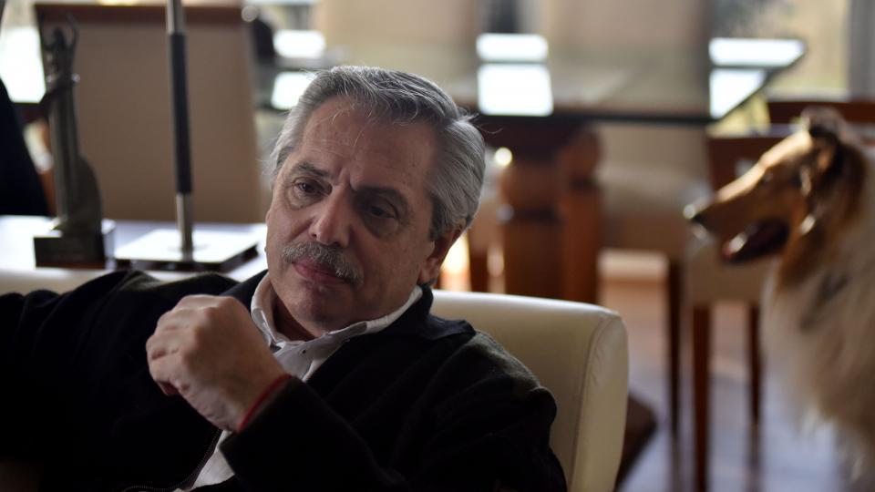 Alberto Fernandez se comprometió a terminar y equipar todos los Hospitales del Bicentenario