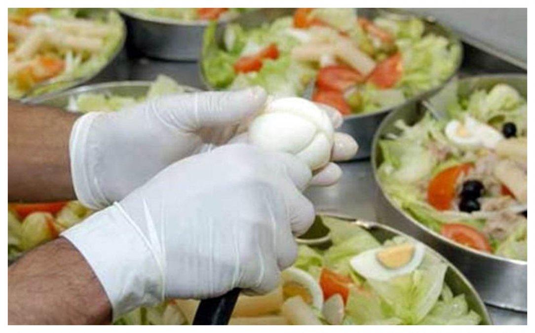 Ituzaingó: Nuevo curso  gratuito de manipulación de alimentos con certificado oficial