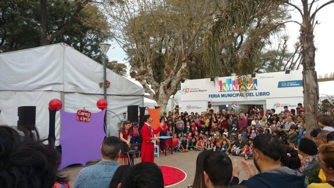 Radio La Ciudad transmitirá en vivo desde la Feria del Libro de La Matanza