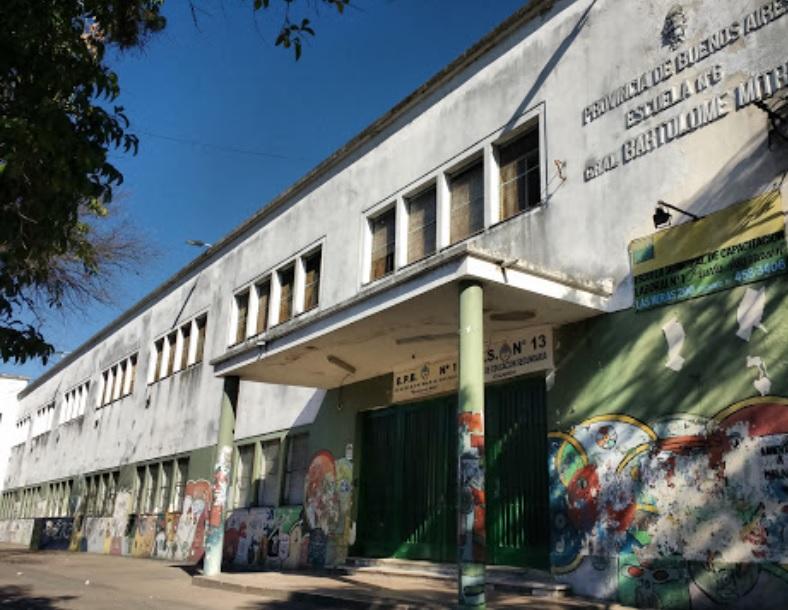 La Unión estudiantil: el Centro de Estudiantes de la Secundaria N°13 de Ituzaingó