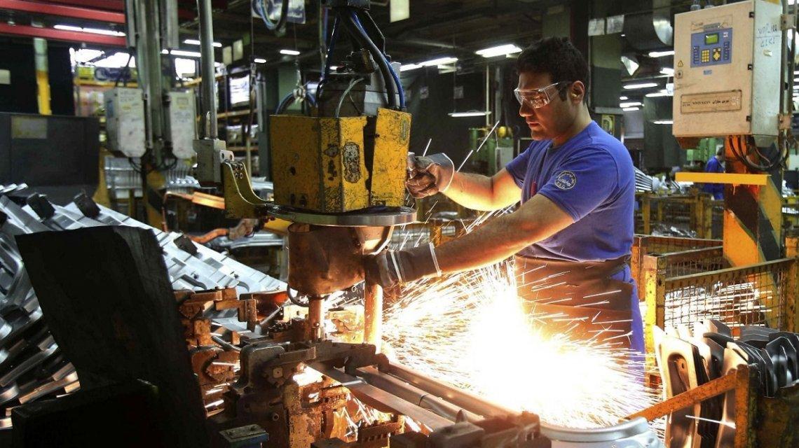 Alarmante: La actividad industrial registró su peor julio desde la crisis del 2002