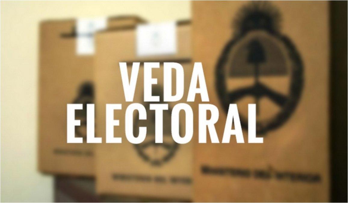 Que cosas NO podes hacer durante la veda electoral ¿que pasa con las redes sociales?