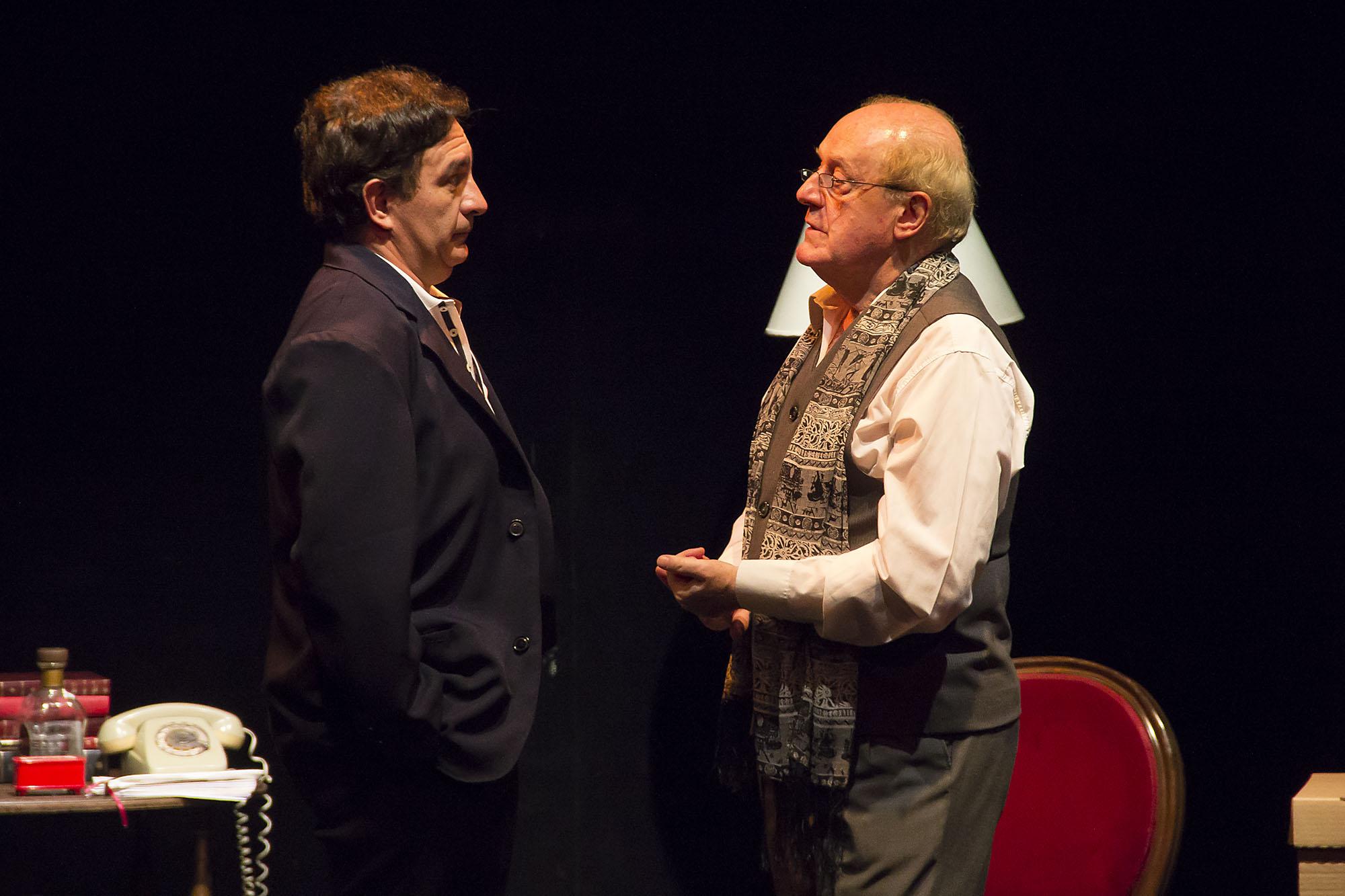 La obra teatral 'Las heridas del viento' se presenta en Ituzaingó