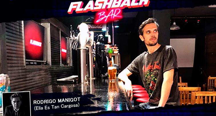 Ciclo de entrevistas en Flashback Bar con el Tapa Martín