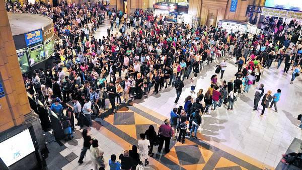 """""""Ofensores de trenes"""": Vuelve la portación de cara a las estaciones del ferrocarril"""