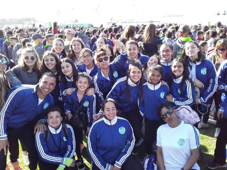 Juegos Bonaerenses: Destacada participación de Ituzaingó en Mar del Plata