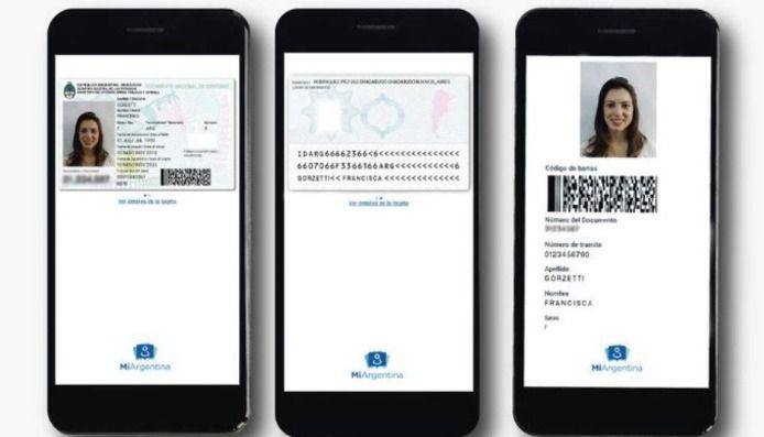 Ya es oficial el DNI digital para celulares