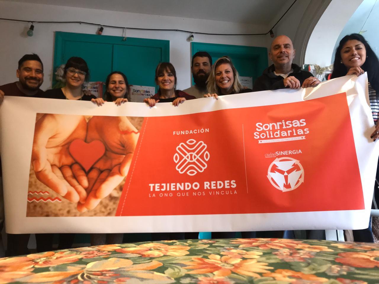 La ONG Tejiendo Redes inaugura su sede en Castelar