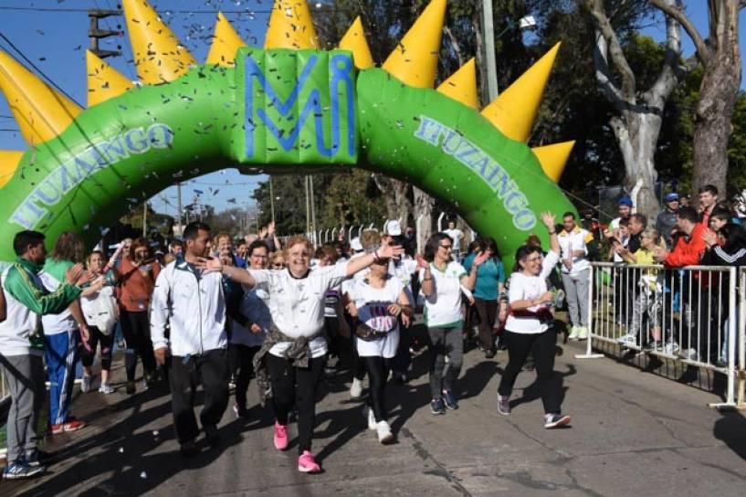 """Ituzaingó: El próximo domingo 13 se corre la """"maratón saludable"""" en La Torcaza"""