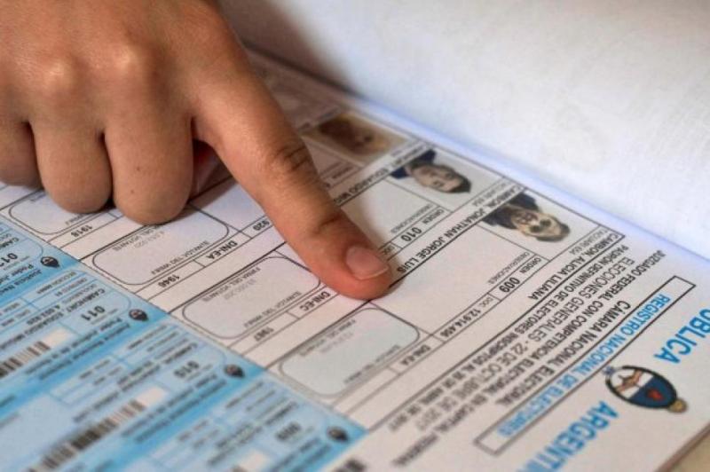 Ituzaingó: se creará un registro de los electores que no pudieron votar por los padrones adulterados