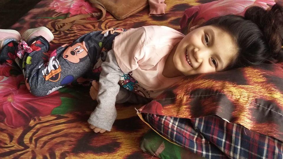 Luján tiene parálisis cerebral y necesita de tu ayuda para ir a Tailandia a tratarse