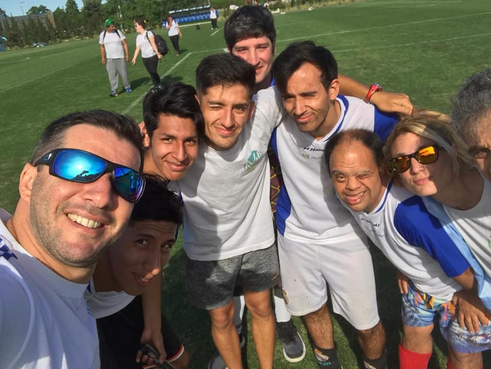 Fútbol Inclusivo: Ituzaingó ganó la final del torneo en la AFA