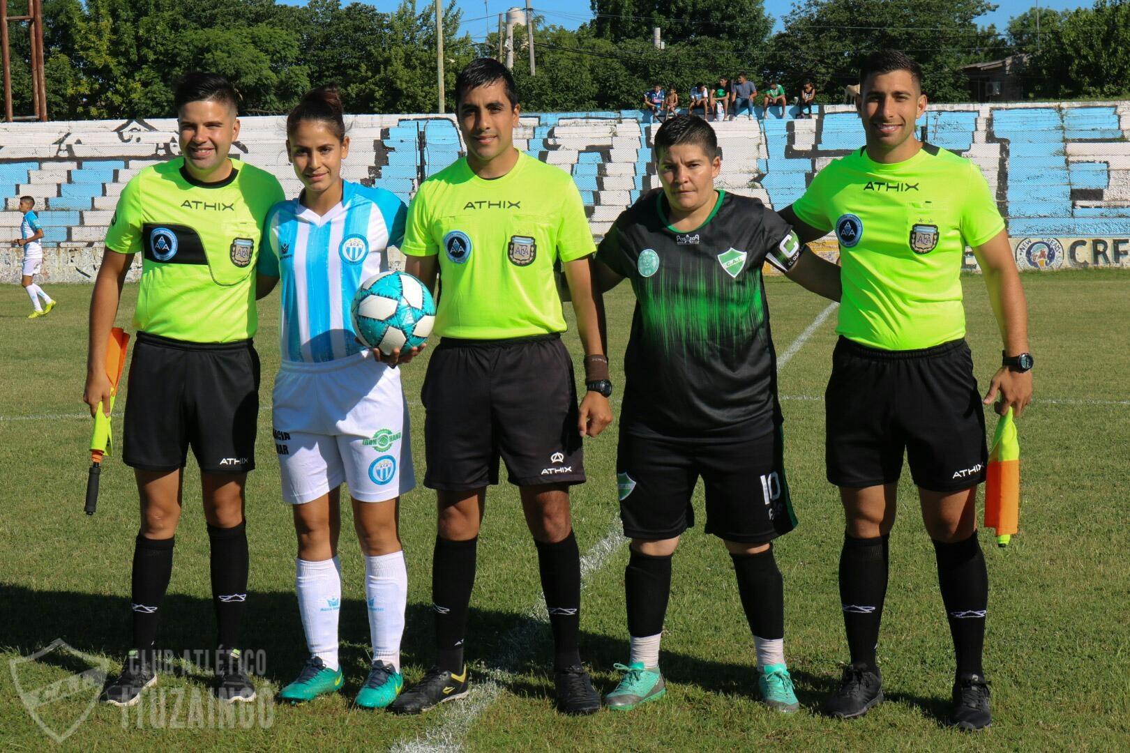Fútbol femenino: las leonas no pudieron con Argentino de Merlo