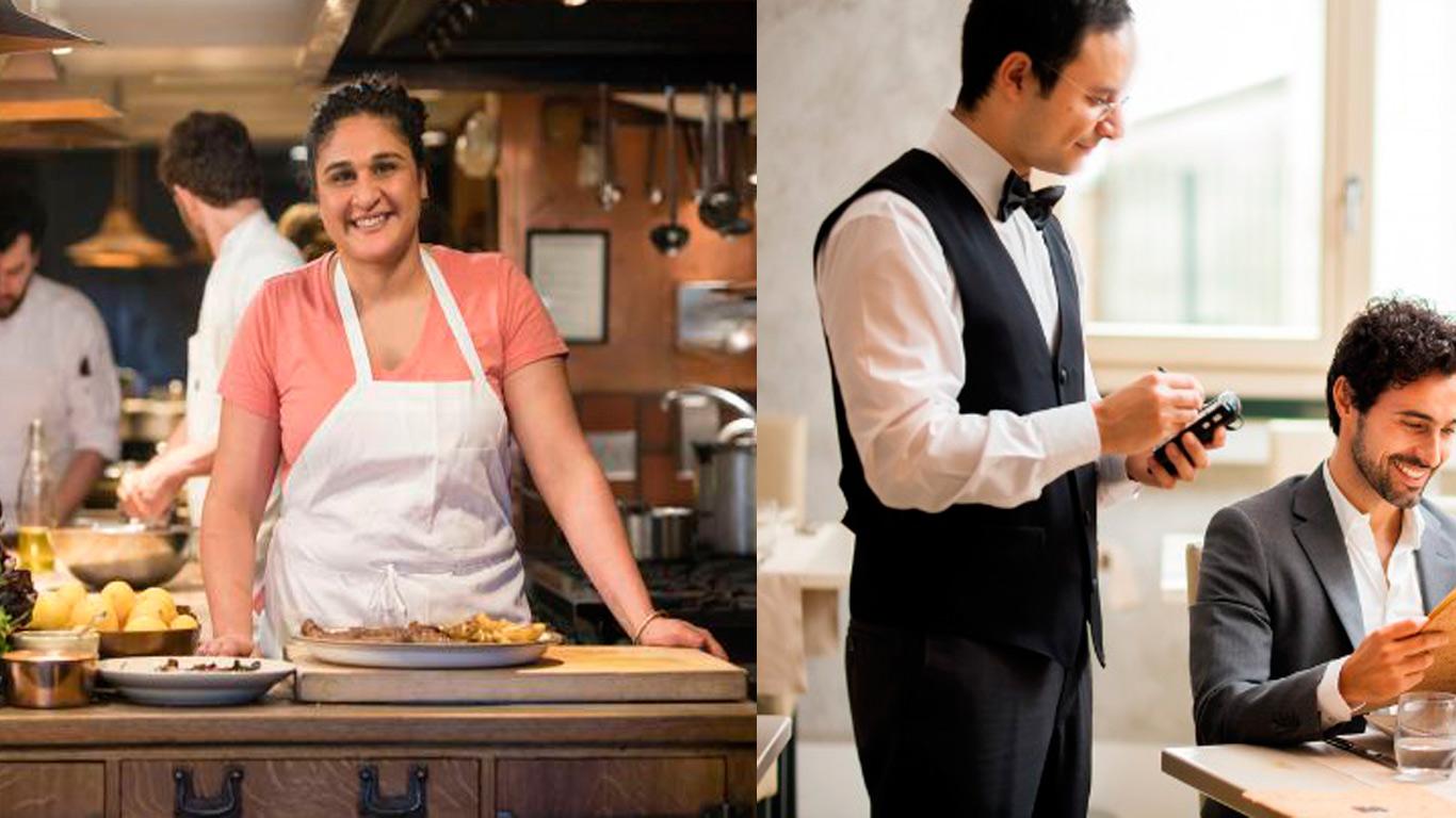 Nueva búsqueda laboral para Cocinero/a y Camarera/o