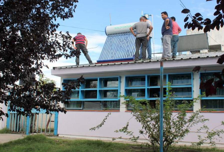 Curso gratuito de instalación de termotanques solares