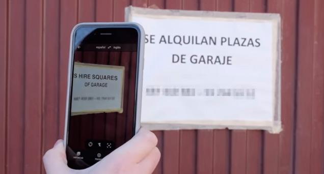 Ya está disponible para celulares el traductor en tiempo real para audio e imágenes