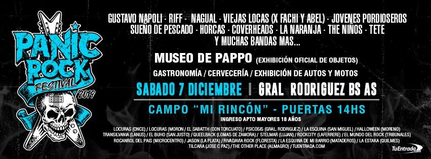 Panic Rock Festival: el rugir de las bestias