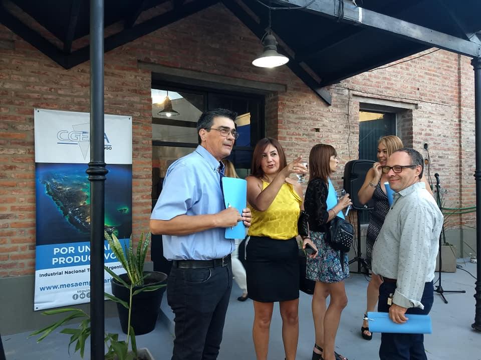 CGERA abrió una filial en Ituzaingó presidida por Sandra Rey