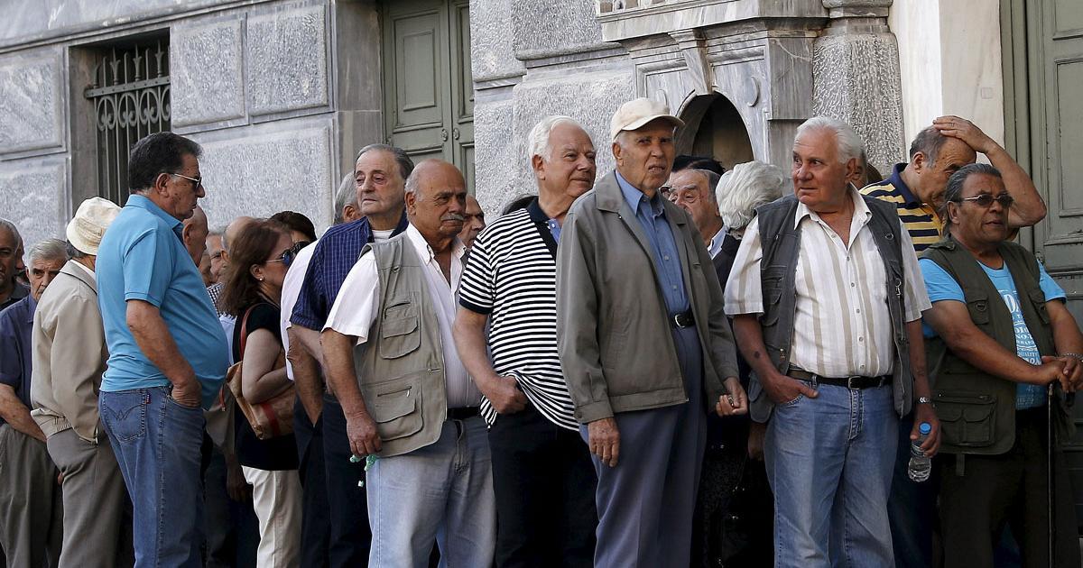 Se adelantó el pago del bono para jubilados y pensionados
